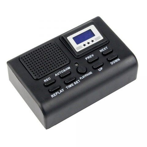 מכשיר הקלטה לטלפון קווי
