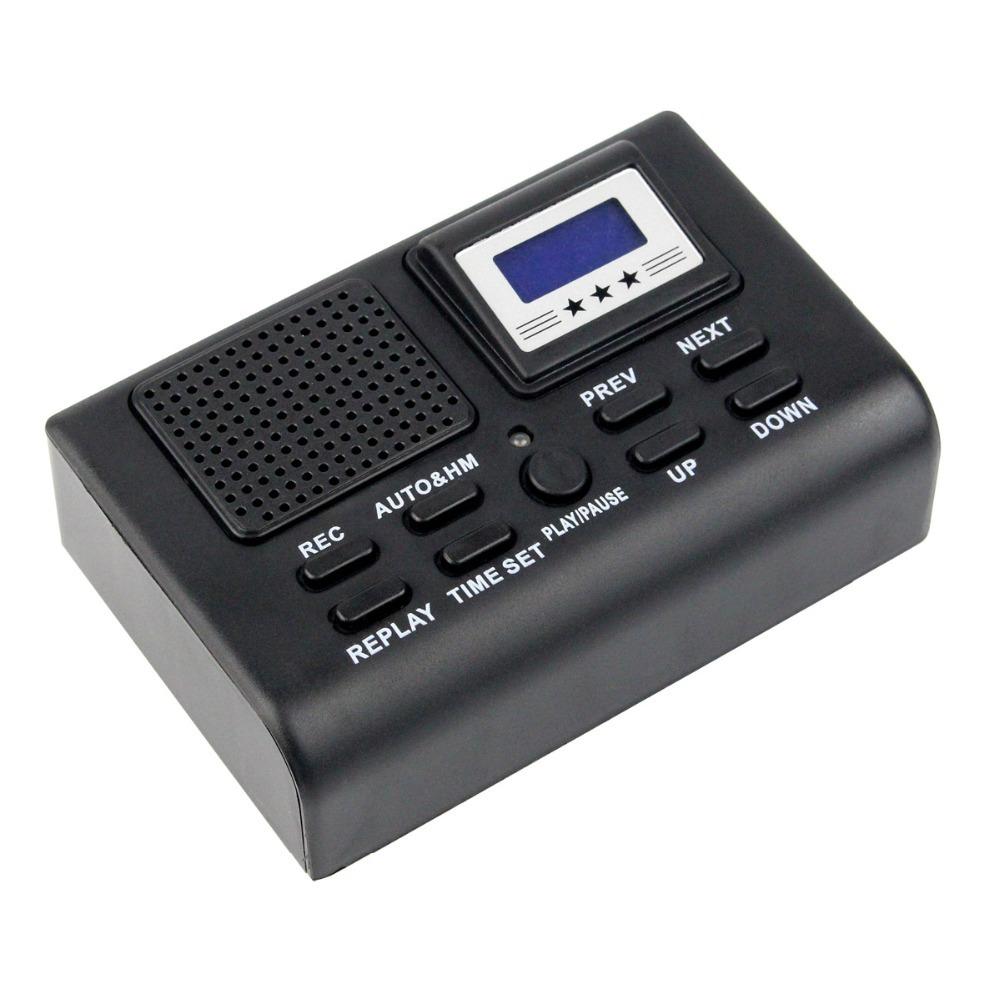 האחרון מכשיר הקלטה לטלפון קווי LR44 - גלובל ספיי -Global Spy JP-86