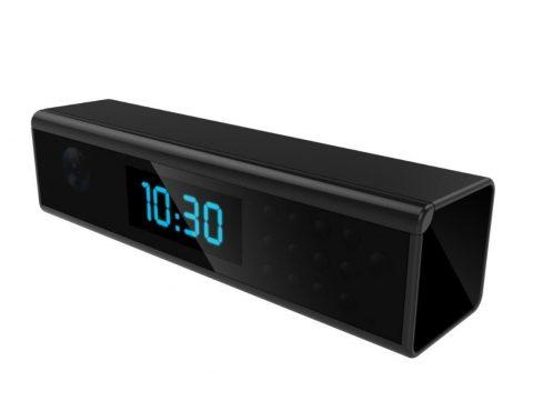 שעון דיגיטלי עם מצלמה זעירה אלחוטית